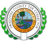 Okaloosa Tax Logo Footer