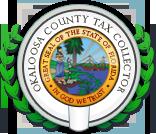 Okaloosa Tax Logo Footer