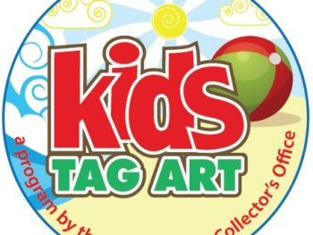 Kid's Tag Art Award Winners