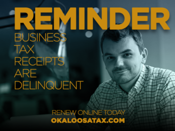Delinquent Business Tax Receipts