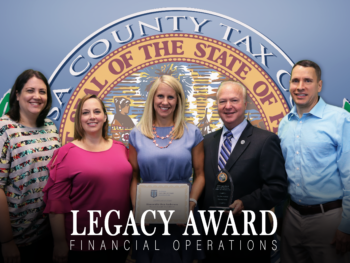 Okaloosa County Tax Collector Awarded for Financial Excellence