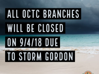 Office Closure Due To Storm Gordon